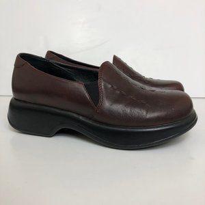 Dansko Professional Women's Leather Comfort Clogs